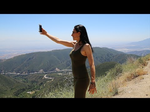 Heghineh Family Vlog #41 - Lake Arrowhead - Հեղինե (in Armenian)