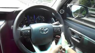 Cruise Control All New Fortuner