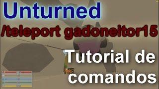 Unturned comandos Ep1