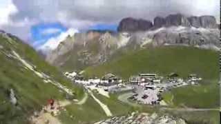 Dolomity, Marmolada
