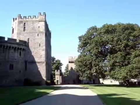 Raby Castle, County Durham, England