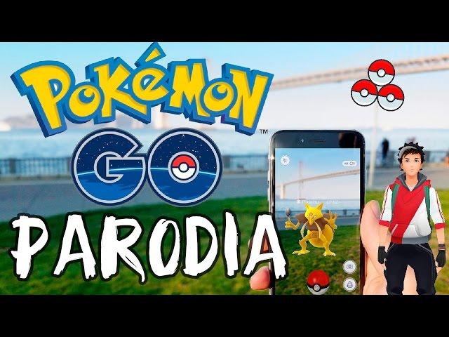 Pokémon GO | Parodia