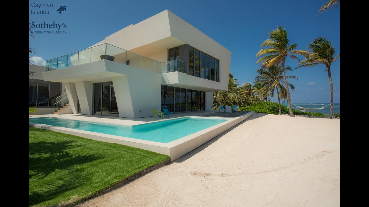 Sold camden house rum point cayman islands sotheby 39 s for Contemporary houses for sale in nj