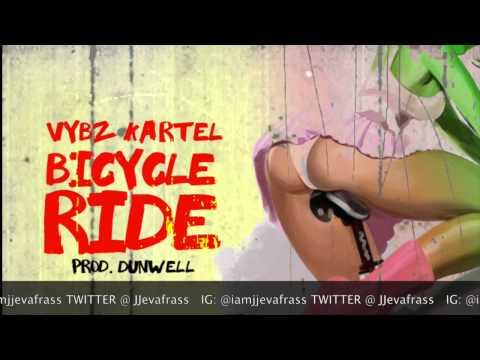Vybz Kartel - Bicycle Ride (Single) Clean - September 2015