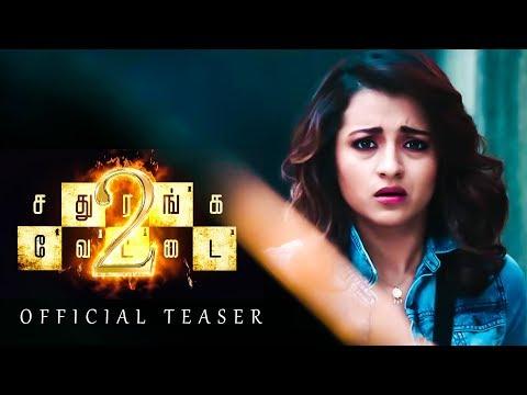 Sathuranka Vettai 2 Official Teaser Review...