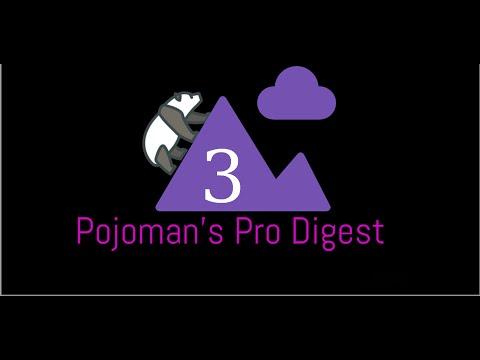Pojoman's Pro Digest: Volume 3