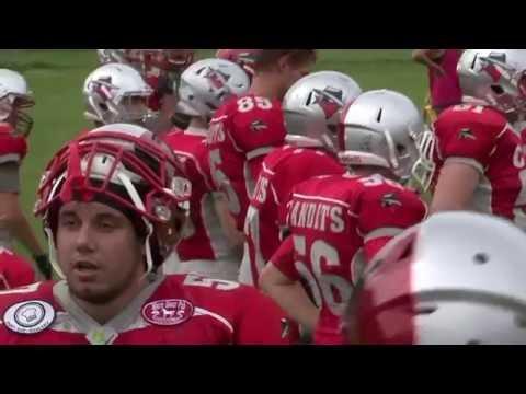 NSFL 2016 - Day01 : Geneva Seahawks vs Morges Bandits 0 - 36