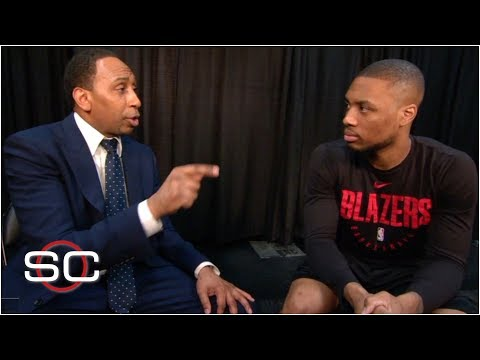 Why would I leave the Blazers? It doesn't make any sense - Damian Lillard l SportsCenter