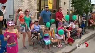 Saskatchewan strong economy creating baby boom
