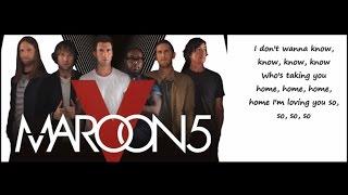 Maroon 5 - Don