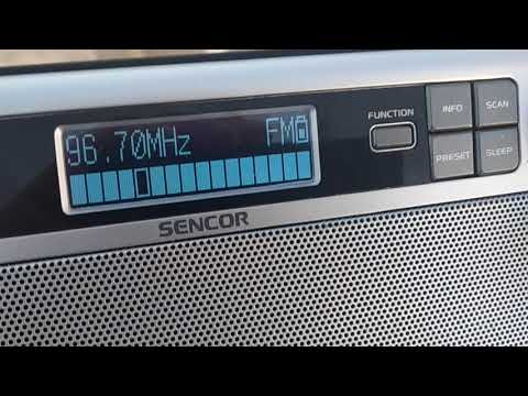 FM DX reception of radio al watania via tropo from Tripoli Libya in Arta Greece 23/05/2021