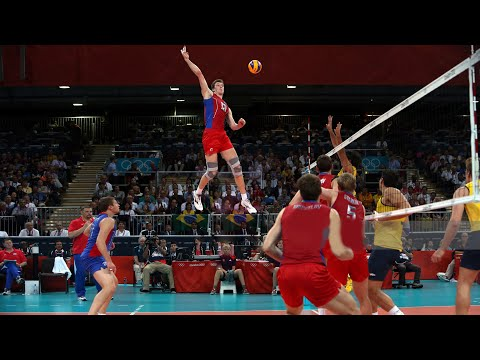Dmitriy Muserskiy is the KING of Middle Blockers - HERE'S WHY !!!