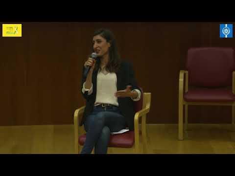 """כנס """"מקום לקולנו"""" // השחקנית גב' שני כהן-ורובל בסיפורה האישי על ההתמודדות עם אנדומטריוזיס"""