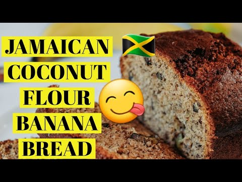 I tried Baking Coconut Flour Banana Bread for the first time!