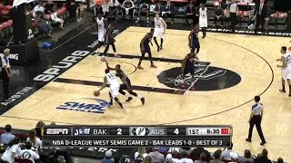 Highlights: Orlando Johnson drops 29 in Spurs