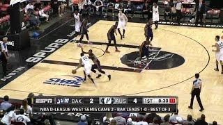 Highlights: Orlando Johnson drops 29 in Spurs