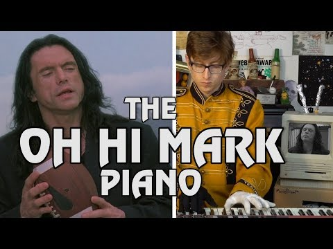 Download Youtube: OH HI MARK, the piano