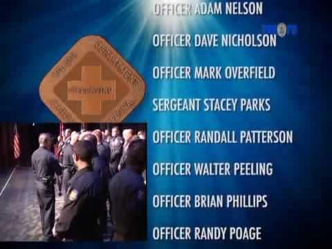 2012 Phoenix Police Department Annual Awards Ceremony