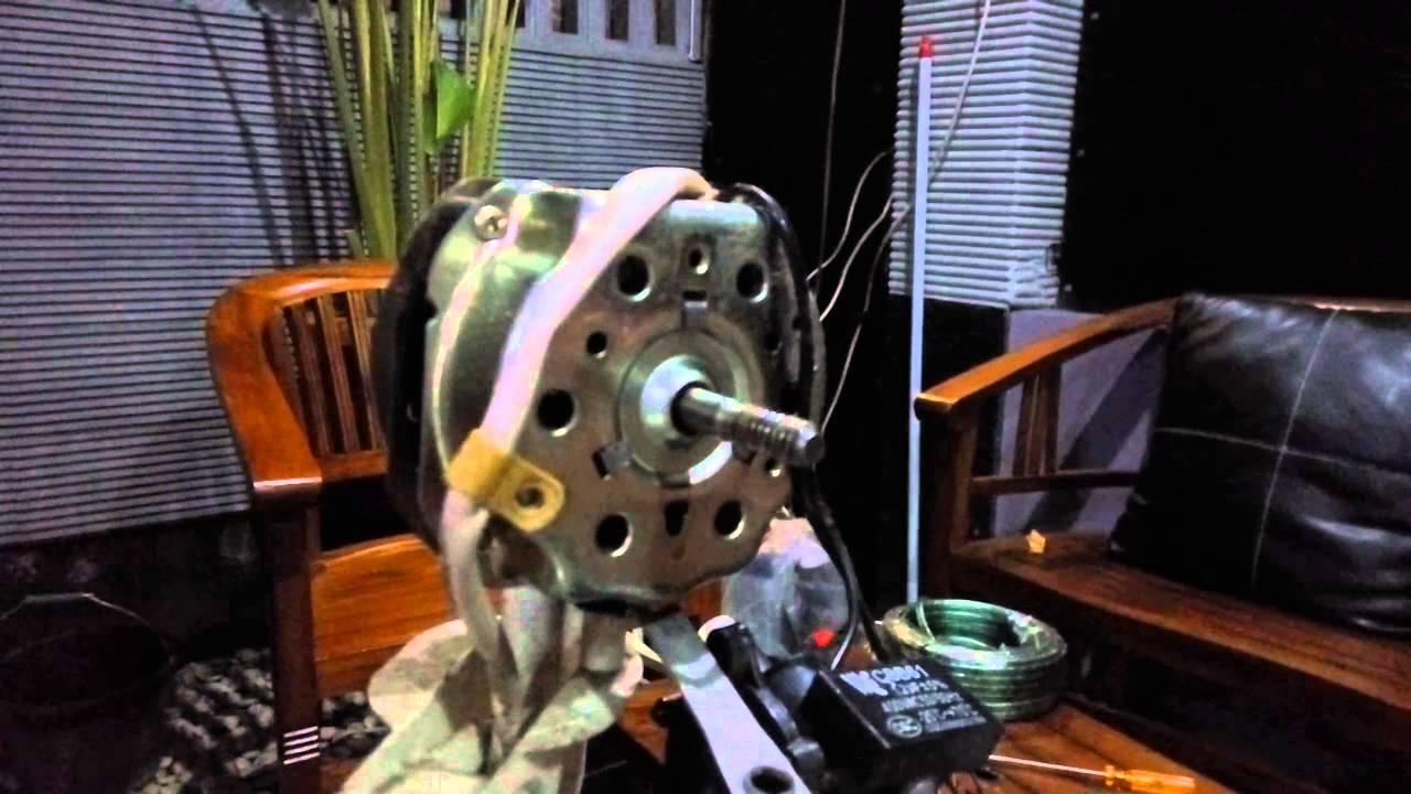 Cara Memperbaiki Kipas Angin Yang Rusak Bag 1 Youtube