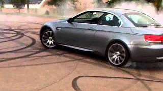M3 Convertible Drifting In South Africa