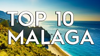 ✅ TOP 10: Things To Do In Malaga