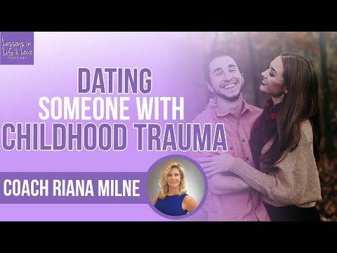 Dating someone with childhood trauma