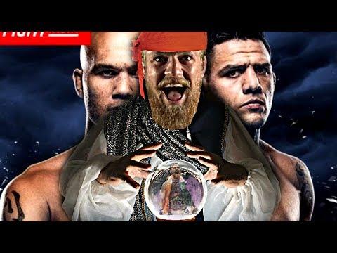 UFC on FOX 26 Predictions