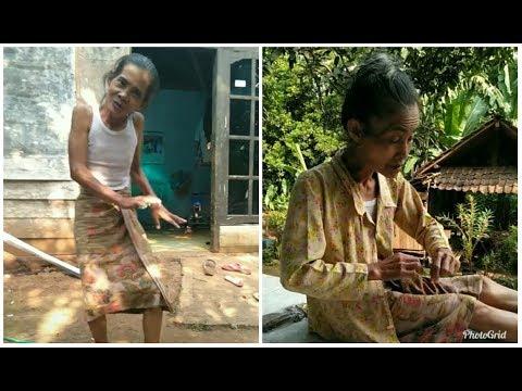 Viral!! Nenek-nenek Jaman Now Jago Main Tik Tok
