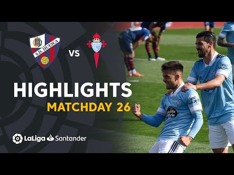 Huesca Celta Vigo Goals And Highlights