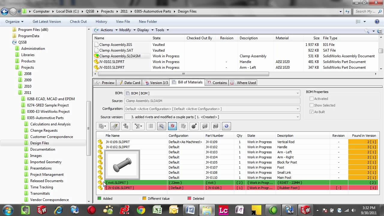Managing Bill Of Materials In Epdm Youtube