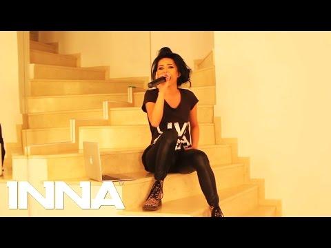 Karaoke with INNA | 'Think Twice' by Celine Dion (February, 2010)