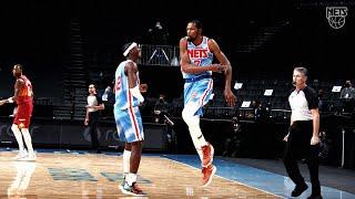 Brooklyn Nets Highlights vs. Denver Nuggets   1.12.21