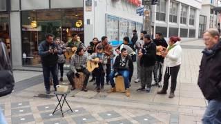 Dortmund 💓 Weihnachtszeit Musik verboten in der Stadt 2016 Livemusik & Weihnachtsmarkt