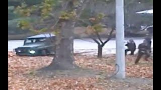 北朝鮮兵亡命の映像公開=国連軍