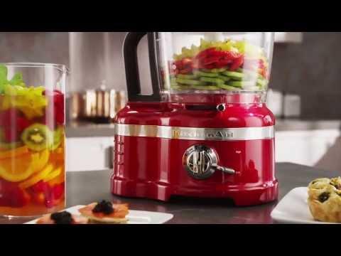 KitchenAid Artisan Foodprocessor - 5KFP1644 - Thomas Electronic Online Shop