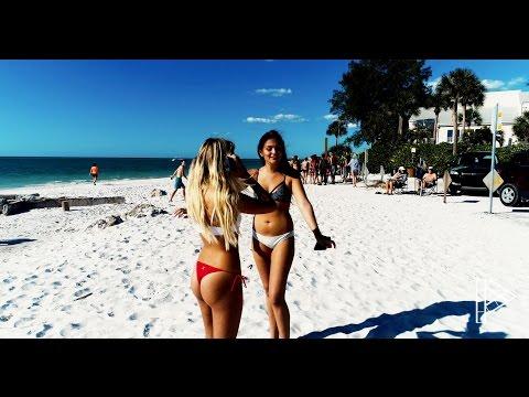 The Most Beautiful Beach in America in 4K