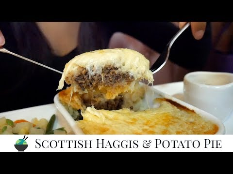 Edinburgh Food And Travel Guide | Scottish Food, Mary's Milk Bar, And Haggis In Scotland!