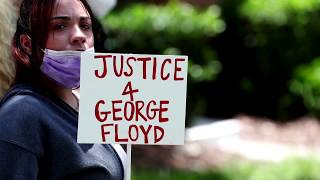 Minneapolis police officer charged with murder of George Floyd