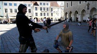 Дикарем - Средневековые страсти