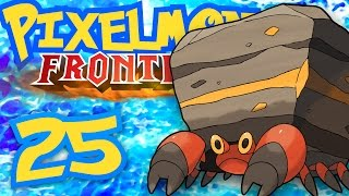 Pixelmon Survival Frontier [Part 25] - Pokemon Science!