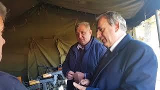 Fabrica de Arme Cugir a scos un nou tip de armă de asalt care se încadrează în normele NATO
