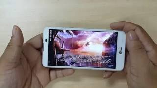 Game review LG X Screen