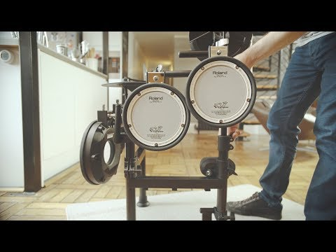 Introducing the Roland TD-1KPX2 V-Drums Portable