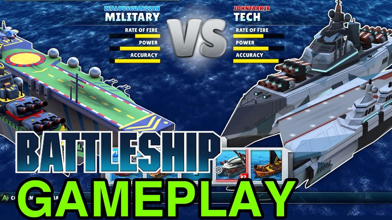 Original Xbox Game Ship : Battleship the video game gameplay youtube