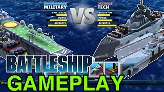 Battleship (The 2016 Video Game) Gameplay