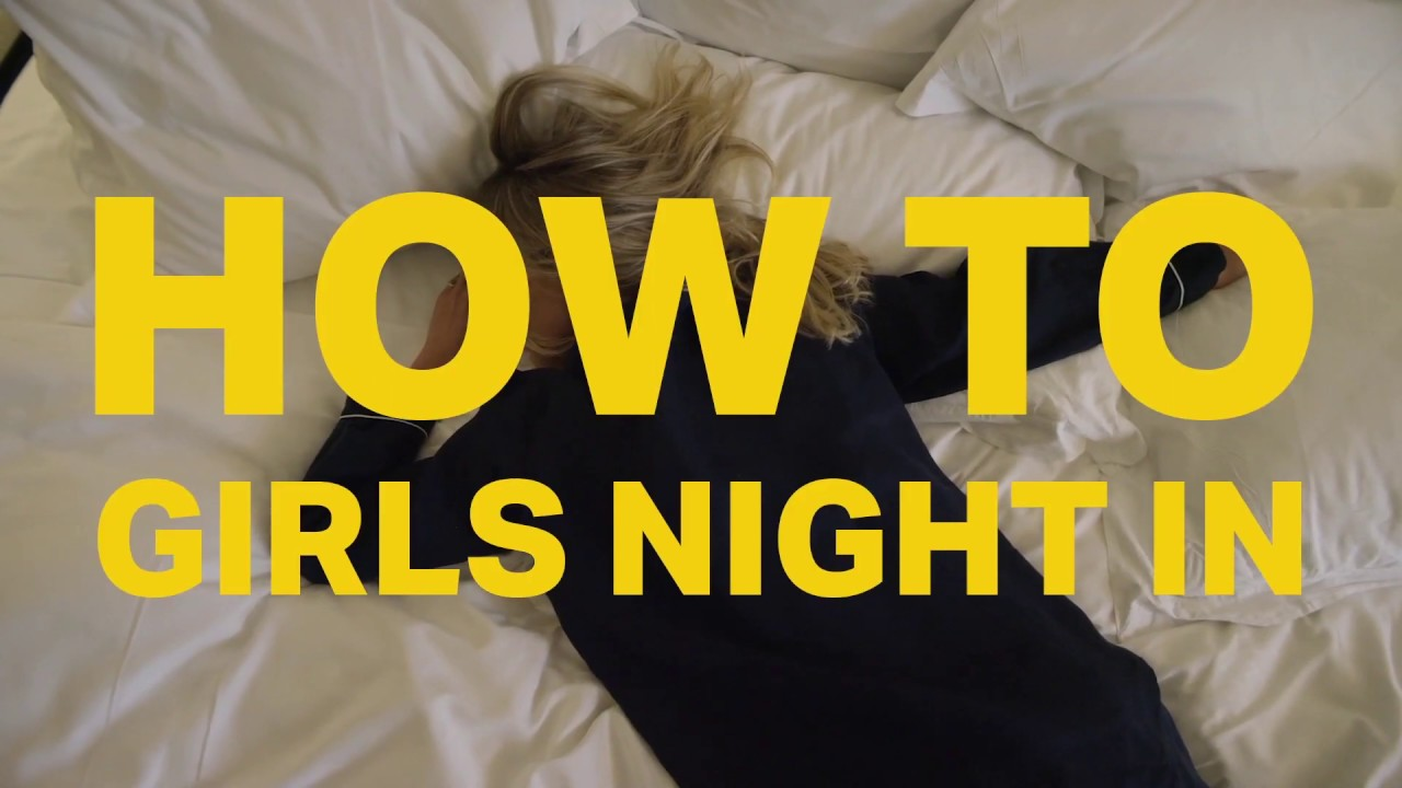 How to: Girls Night In with Nadia Fairfax and Estée Lauder