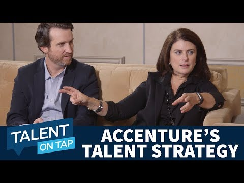 Accentures Top Strategy For Managing And Retaining Talent