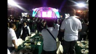 La Salle Greenhills home coming 2012. lsgh batch 87