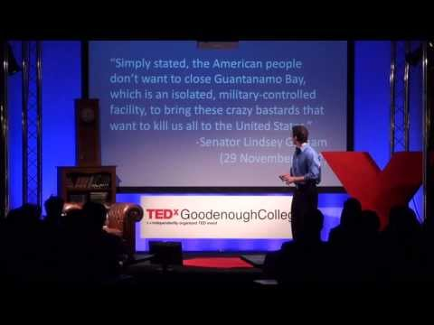 From Guantánamo to Global Warming: Questioning Opinions - Sam Dorison at TEDxGoodenoughCollege