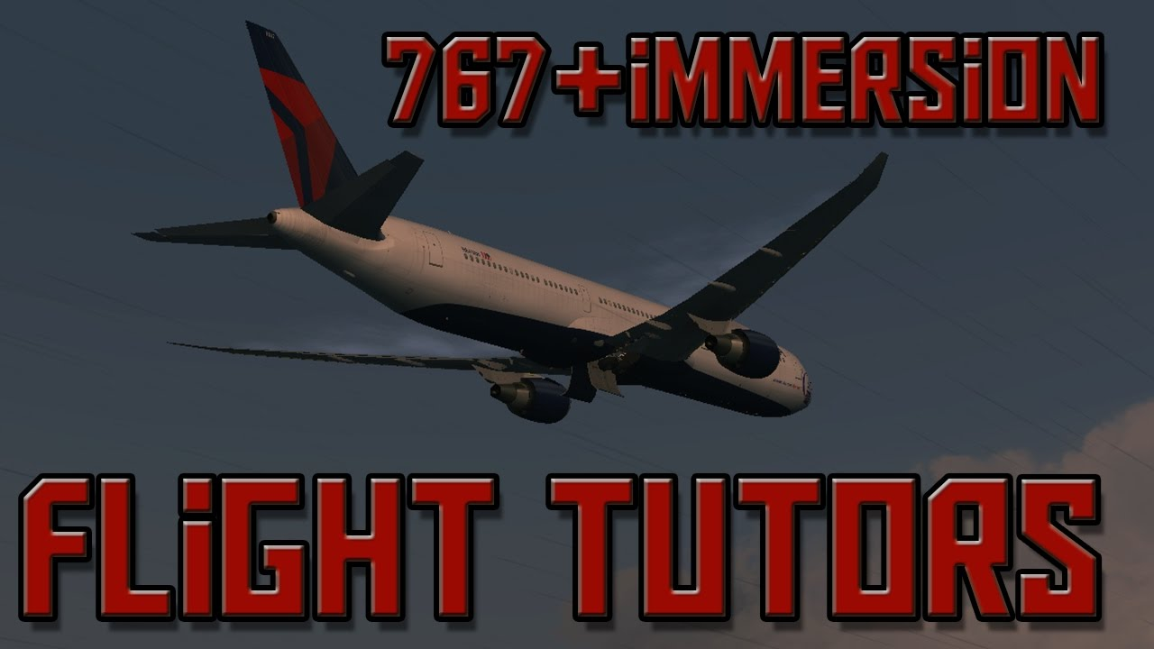 Testes 767 Immersion { FSX/P3D }